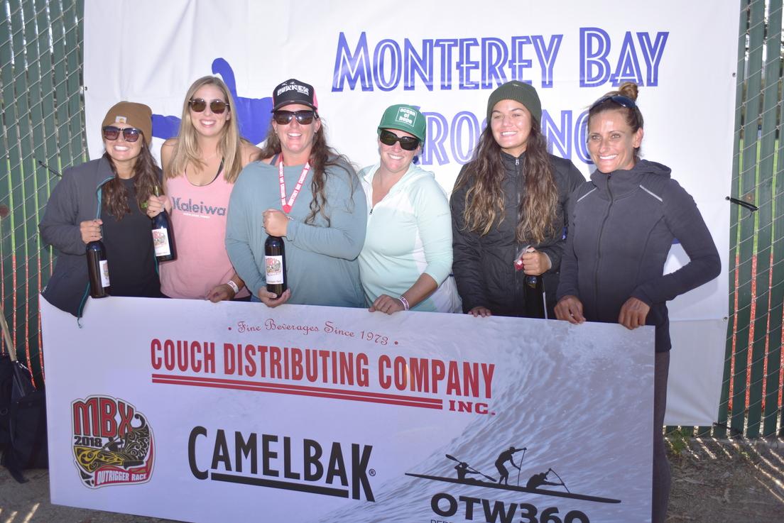 Outrigger Santa Cruz | Monterey Bay Crossing